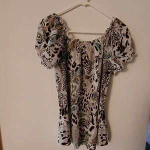 Essentials By Milano Blouse-S